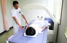 全身型骨密度測定装置