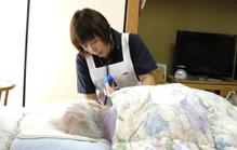 看護師の訪問