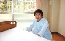 山田特別養護老人ホーム 飯嶋章
